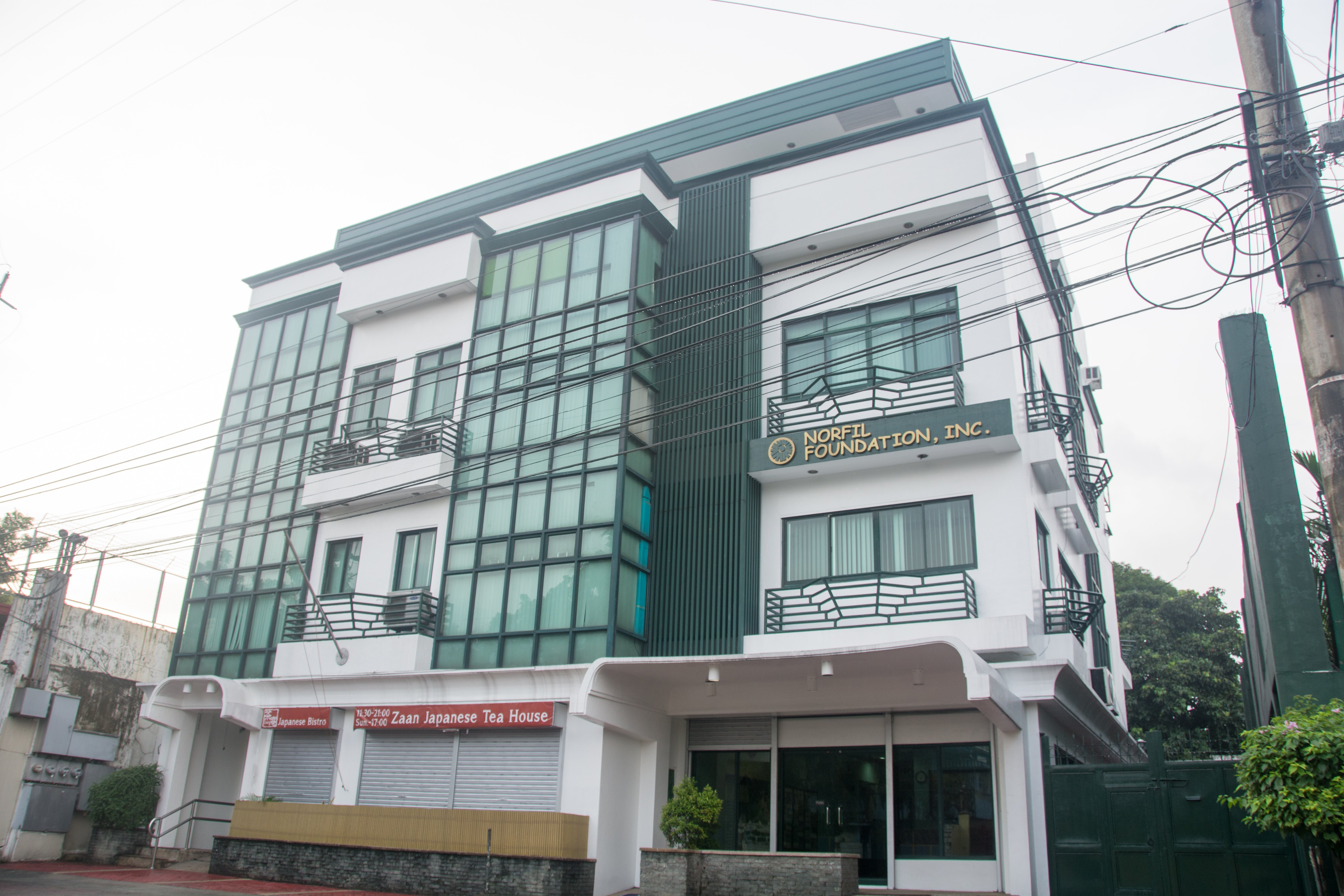 Norfil Foundation Building