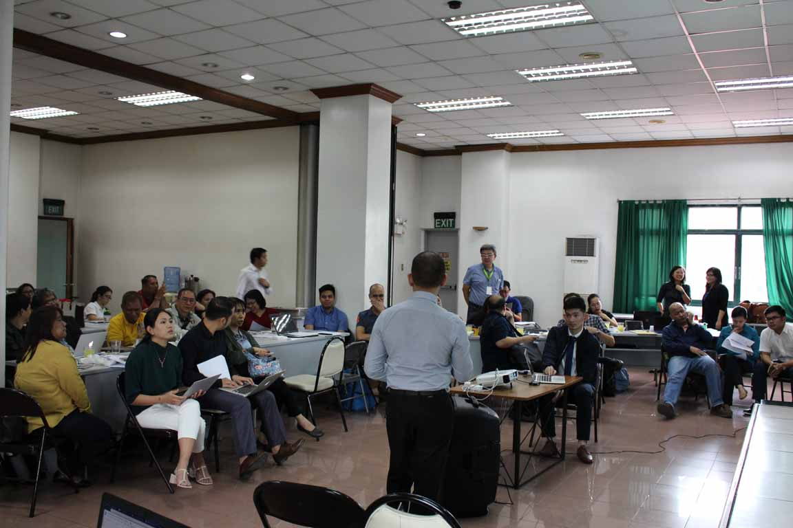 Other organization using NORFIL Training Center facilities