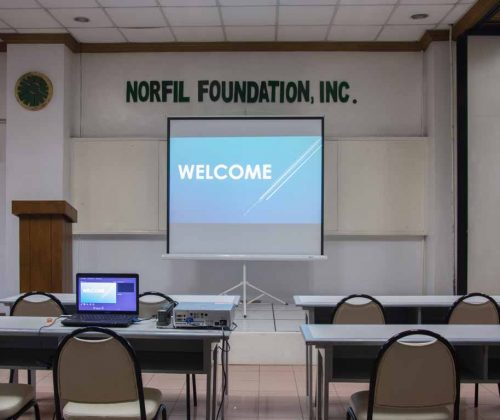 NORFIL Training Center